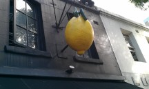 The dirty lemon